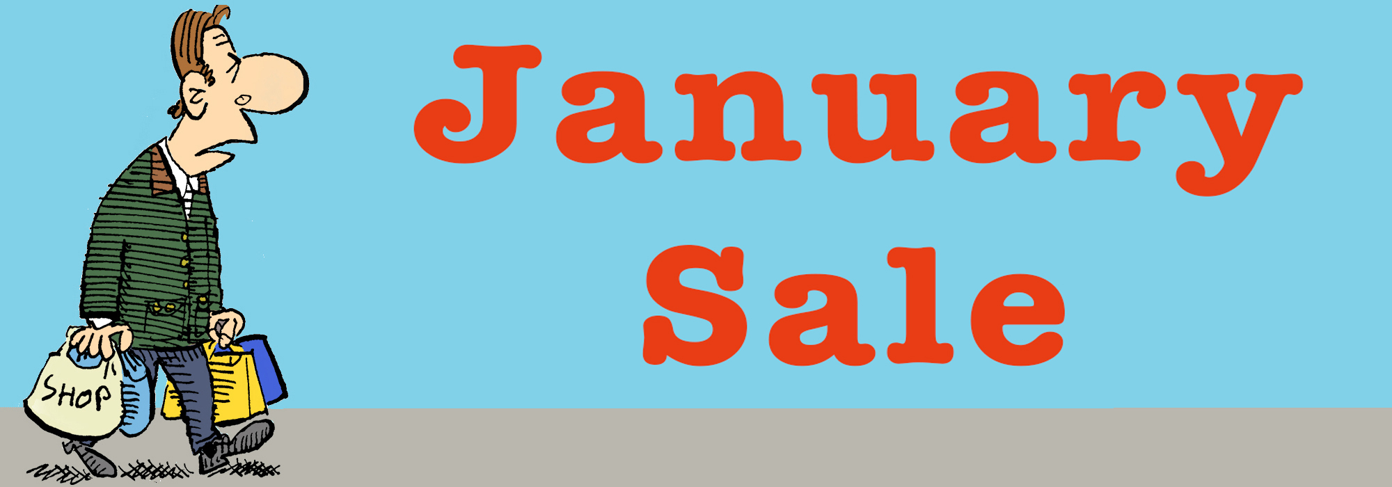 Alex January Sale