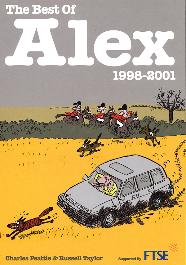The Best of Alex 1998-2001